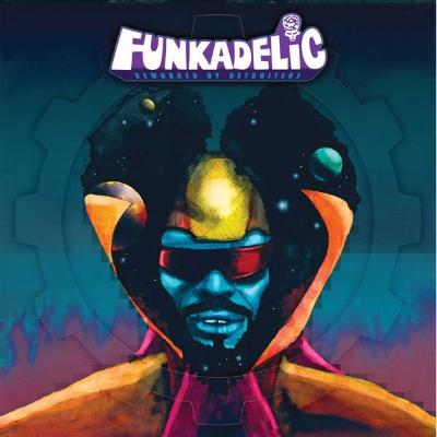 Funkadelic Reworked By Detroiters (New 3LP)