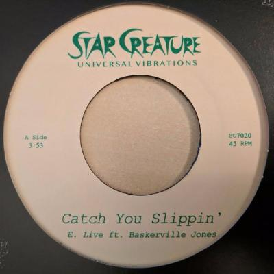 "Caught You Slippin / Master Blaster (New 7"")"