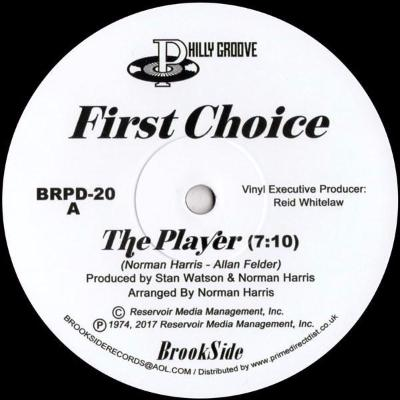 "The Player (New 12"")"