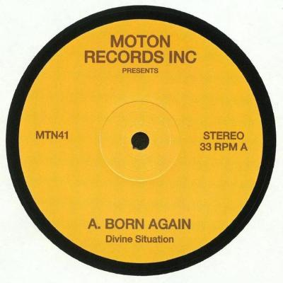 "Born Again (New 12"")"