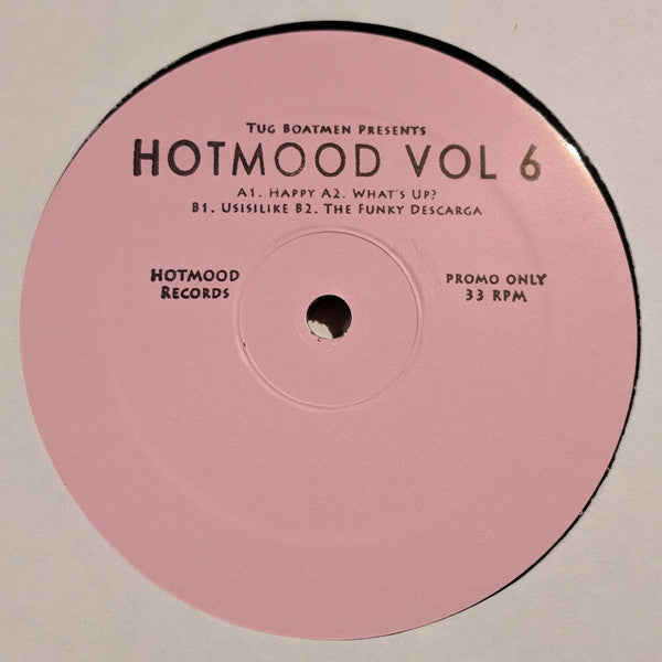 "Hotmood Vol. 6 (New 12"")"