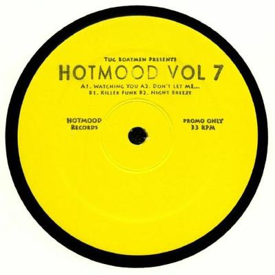 "Hotmood Volume 7 (New 12"")"