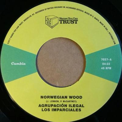 "Norwegian Wood (New 7"")"