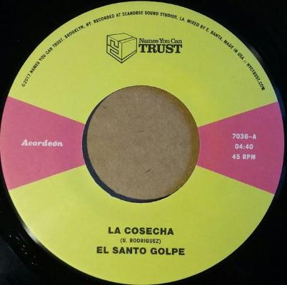 "La Cosecha (New 7"")"