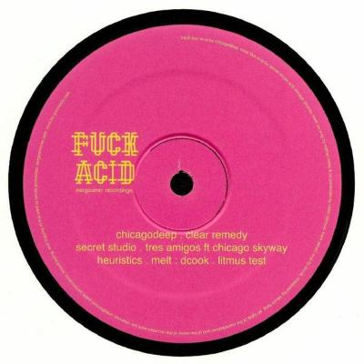 "Fuck Acid Part Two (New 12"")"