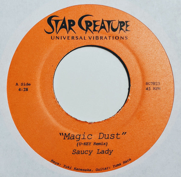 "Magic Dust (New 7"")"