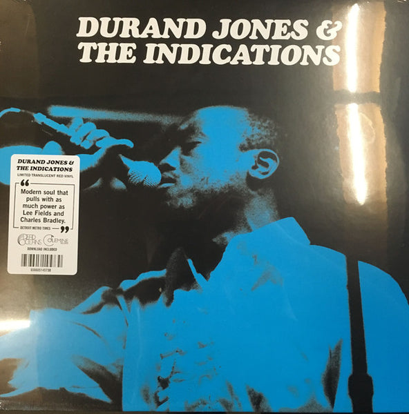 Durand Jones & The Indications (New LP)