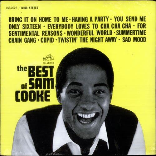 The Best Of Sam Cooke (New LP)