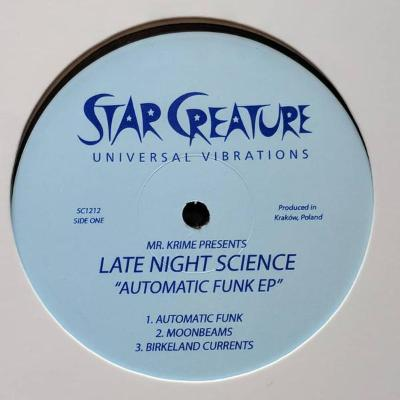 "Automatic Funk EP (New 12"")"