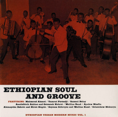 Ethiopian Soul And Groove - Ethiopian Urban Modern Music Vol 1 (New LP)