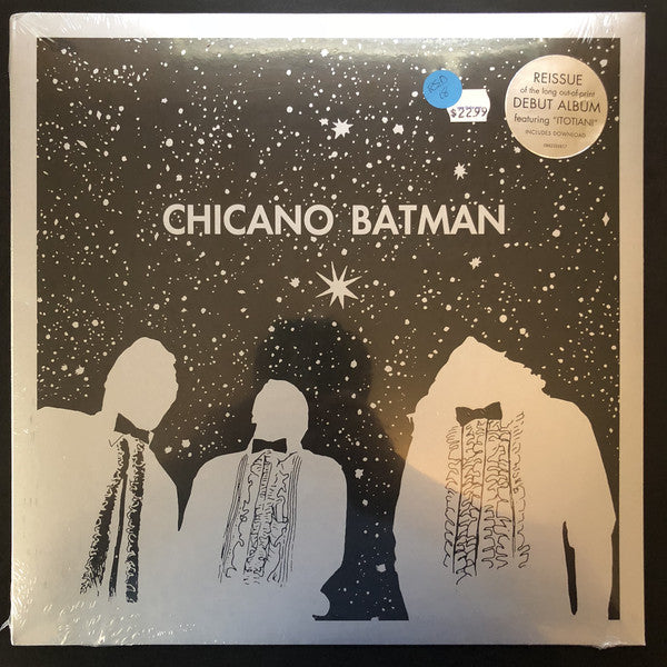 Chicano Batman (New LP)