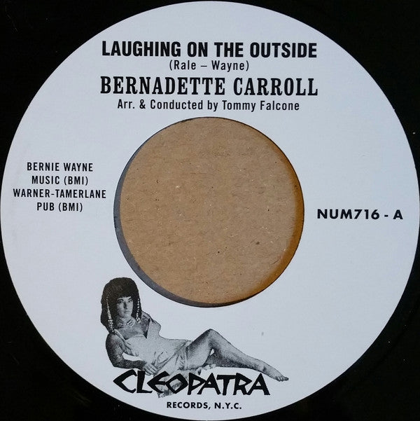 "Laughing on the Outside (New 7"")"