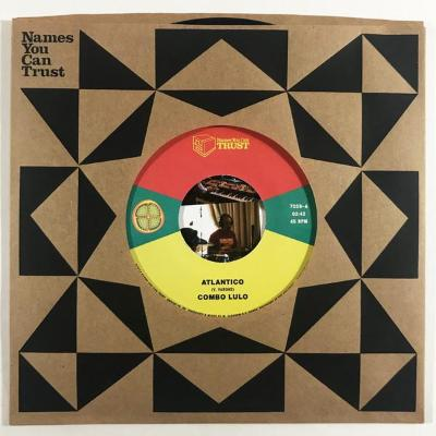 "Atlantico / Canto Del Sol (New 7"")"