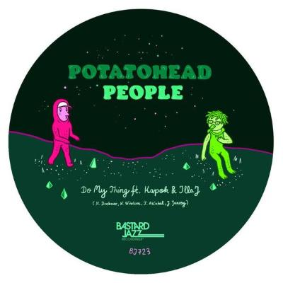 "Do My Thing / Returning The Flavour (New 7"")"