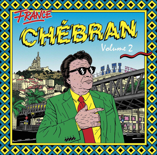 France Chebran Vol. 2 (New 2LP)