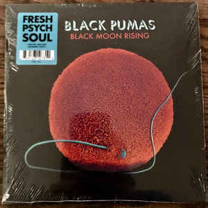 "Black Moon Rising (New 7"")"