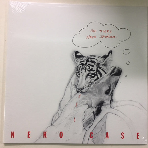 The Tigers Have Spoken (New LP)