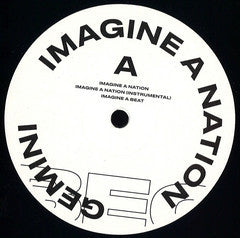 "Imagine A Nation (New 12"")"