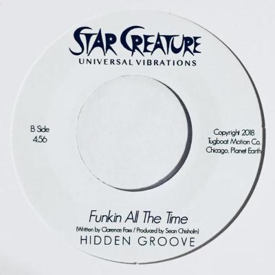 "Do You Wanna Groove / Funkin All The Time (New 7"")"