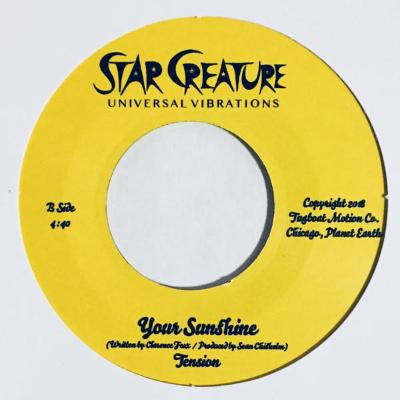 "Call Me / Your Sunshine (New 7"")"