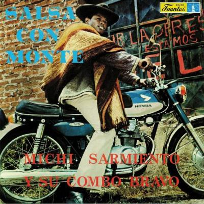 Salsa Con Monte (New LP)