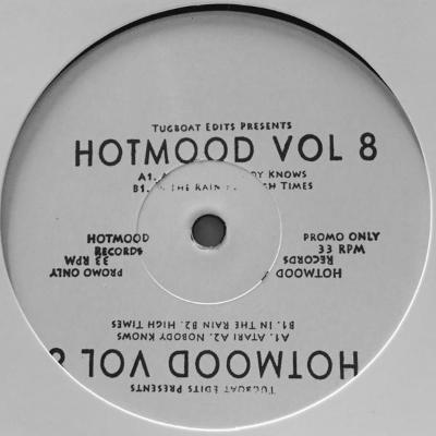 "Hotmood Volume 8 (New 12"")"