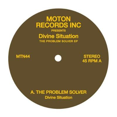 "The Problem Solver EP (New 12"")"