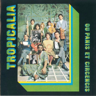 Tropicalia Ou Panis Et Circensis (New LP + CD)