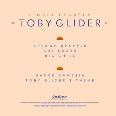 "The Toby Glider EP (New 12"")"