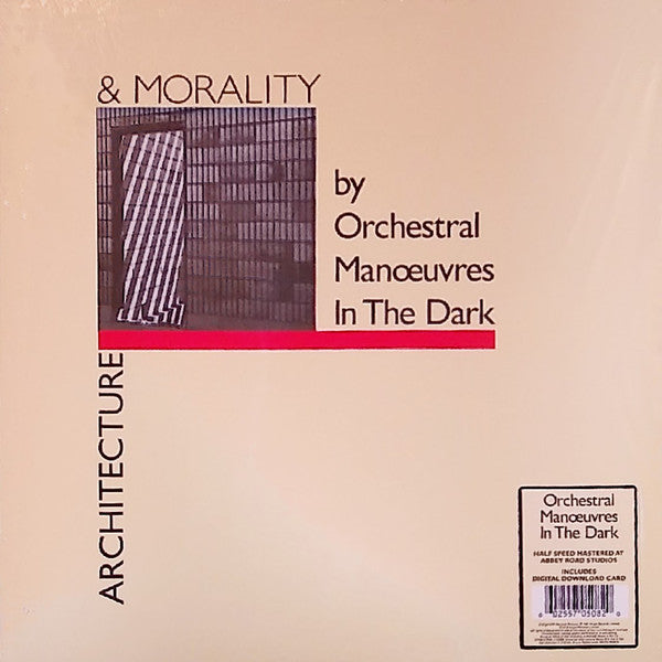 Architecture & Morality (New LP)