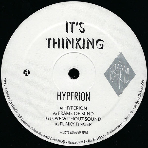 "Hyperion (New 12"")"