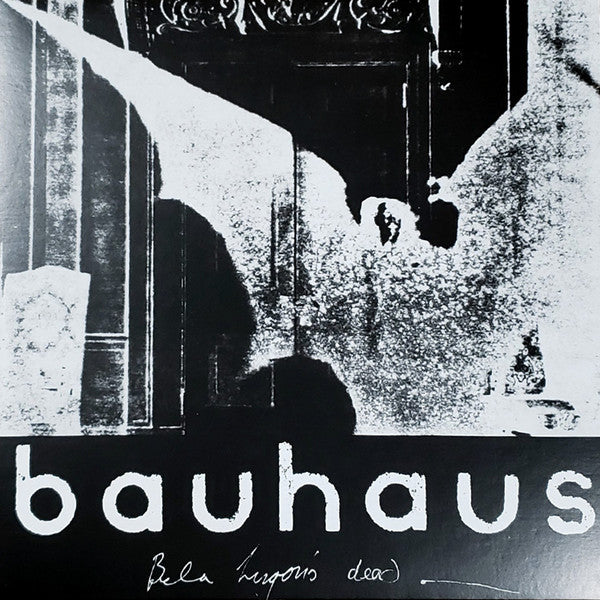 "Bela Lugosi's Dead - The Bela Session (New 12"")"