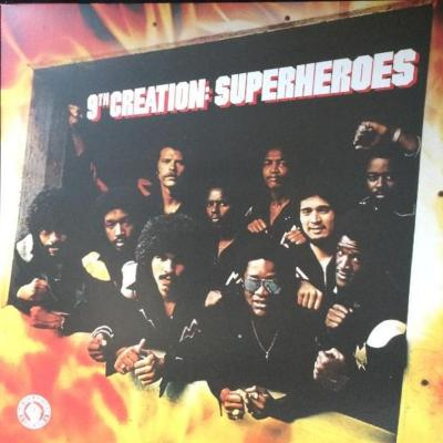 Superheroes (New LP)