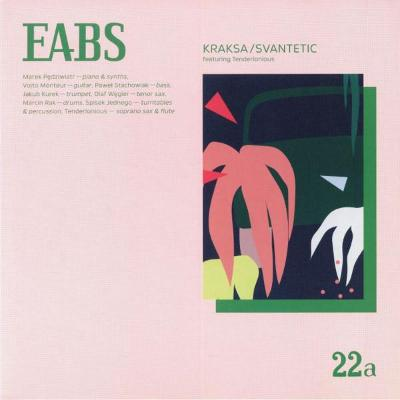 "Kraksa / Svantetic (New 12"")"