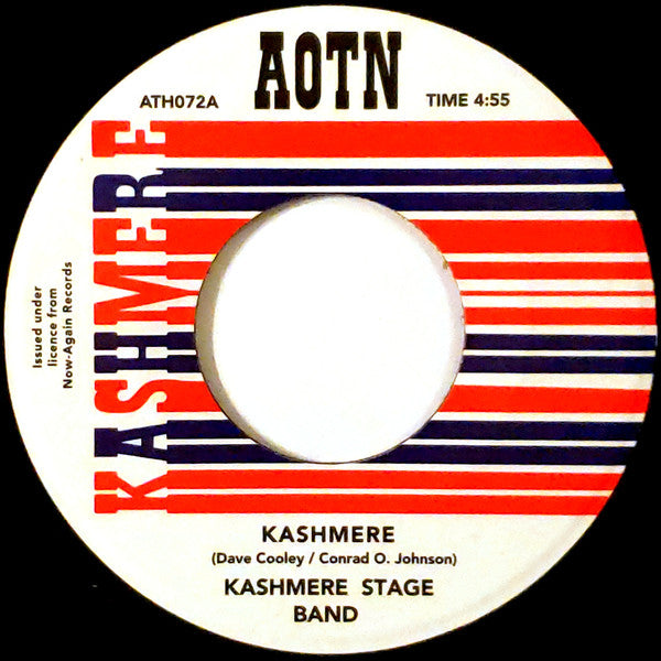 "Kashmere (New 7"")"
