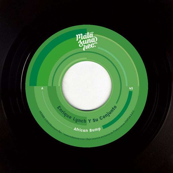 "African Bump | K-Jee (New 7"")"