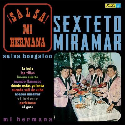 ¡Salsa! Mi Hermana (New LP)