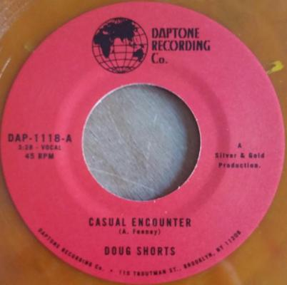 "Casual Encounter (New 7"")"