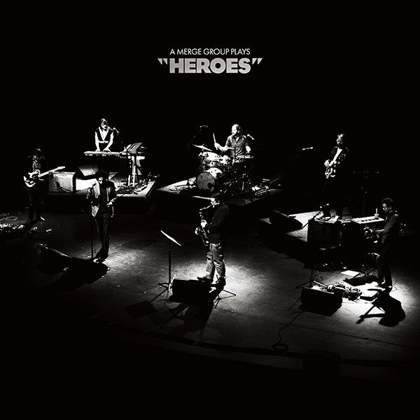 Plays 'Heroes' (New LP)