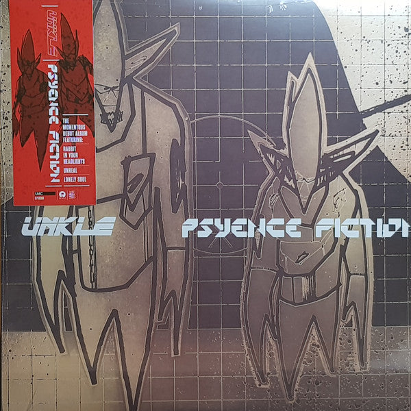 Psyence Fiction (New 2LP)