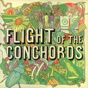 Flight of the Conchords (New LP)