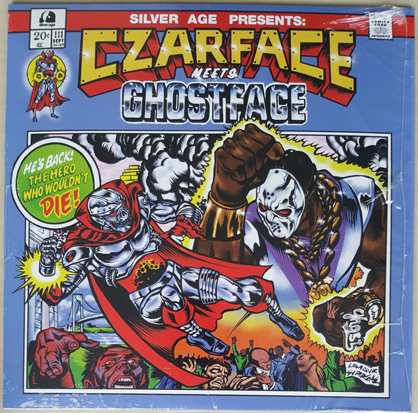 Czarface Meets Ghostface (New LP)