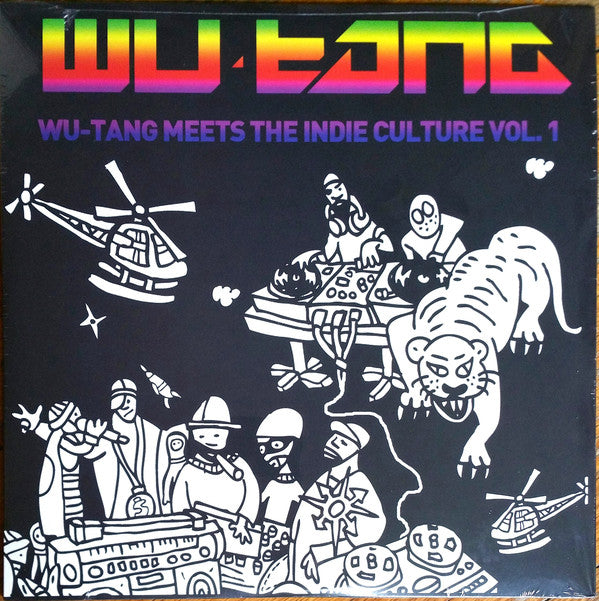 Wu-Tang Meets The Indie Culture Vol. 1 (New 2LP)