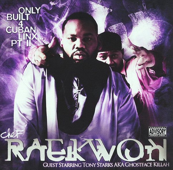 Only Built 4 Cuban Linx... Pt. II (New 2LP)