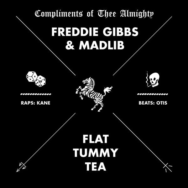 "Flat Tummy Tea (New 12"")"