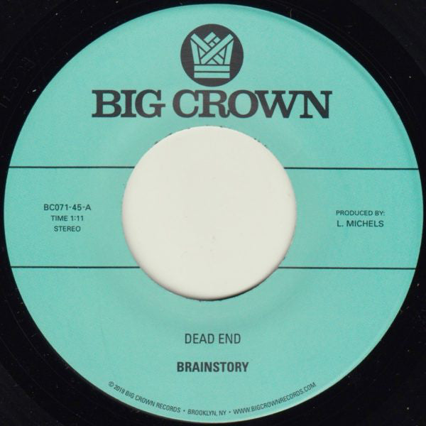 "Dead End (New 7"")"