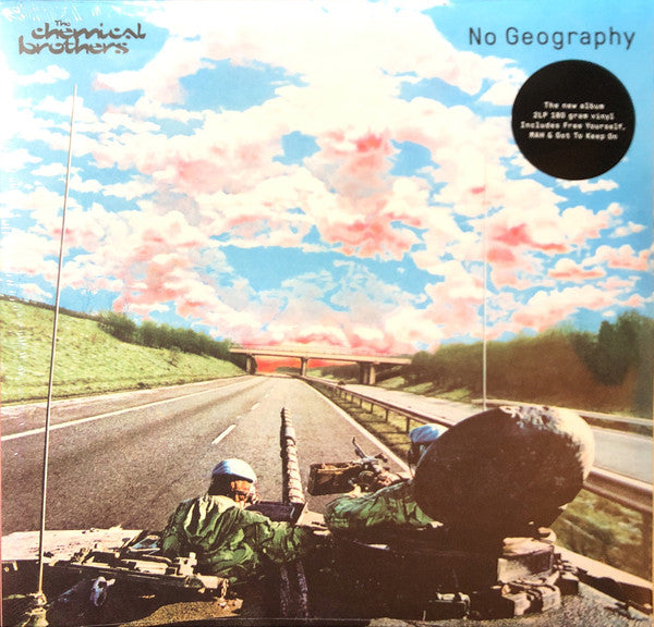 No Geography (New 2LP)