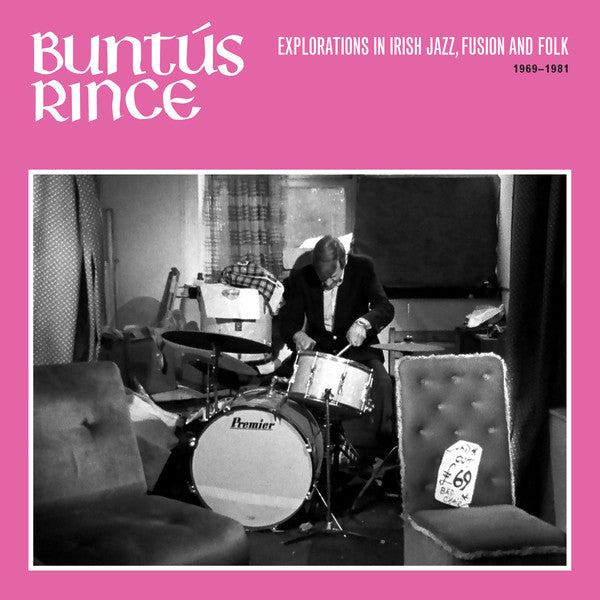 Buntús Rince: Explorations in Irish Jazz, Fusion & Folk 1969-81 (New 2LP)