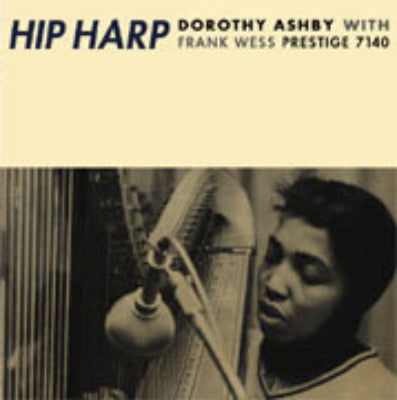 Hip Harp (New LP)