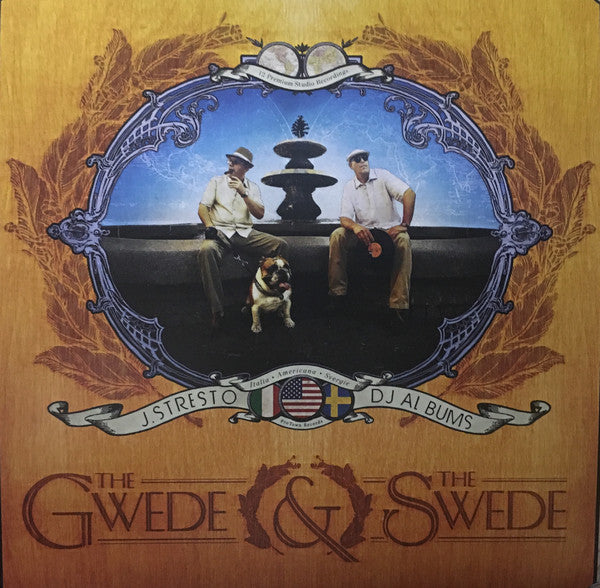 The Gwede & The Swede (New LP)